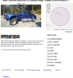 at 50 000 is this 2006 ford f650 super duty diesel a perfectlypittsburgh pa craigslist [ 1600 x 2426 Pixel ]