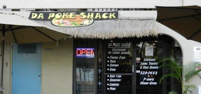 The best restaurant in the USA is a tiny shack in Hawaii