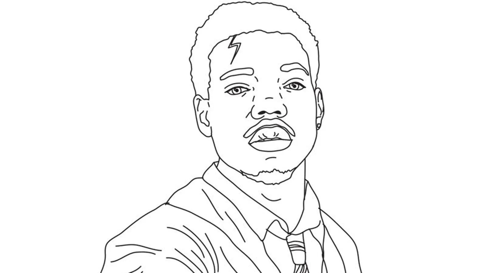 Chance The Rapper's Coloring Book now has an actual