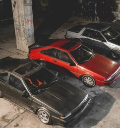 meet the die hard enthusiasts keeping the nissan 200sx dream alive in a norad bunker [ 1600 x 900 Pixel ]