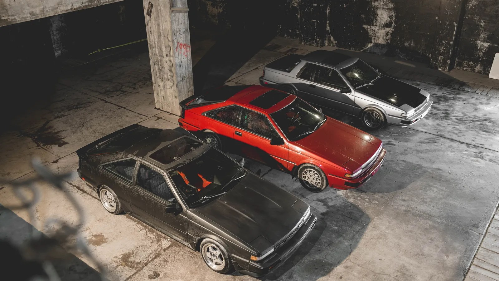 hight resolution of meet the die hard enthusiasts keeping the nissan 200sx dream alive in a norad bunker