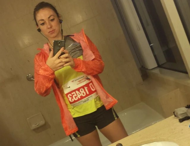 How to Look Beautiful While Running a Marathon