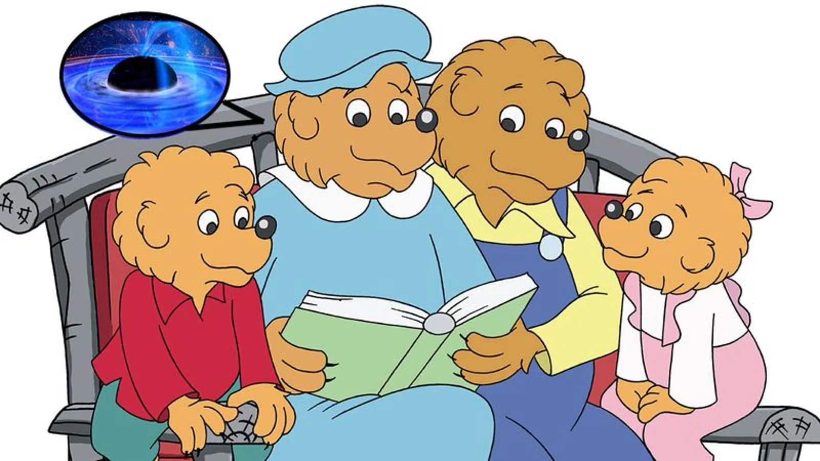 How You Spell The Berenstain Bears Could Be Proof Of