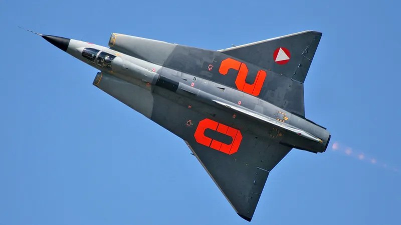 This May Be Coolest Most Futuristic Combat Jet Ever Built