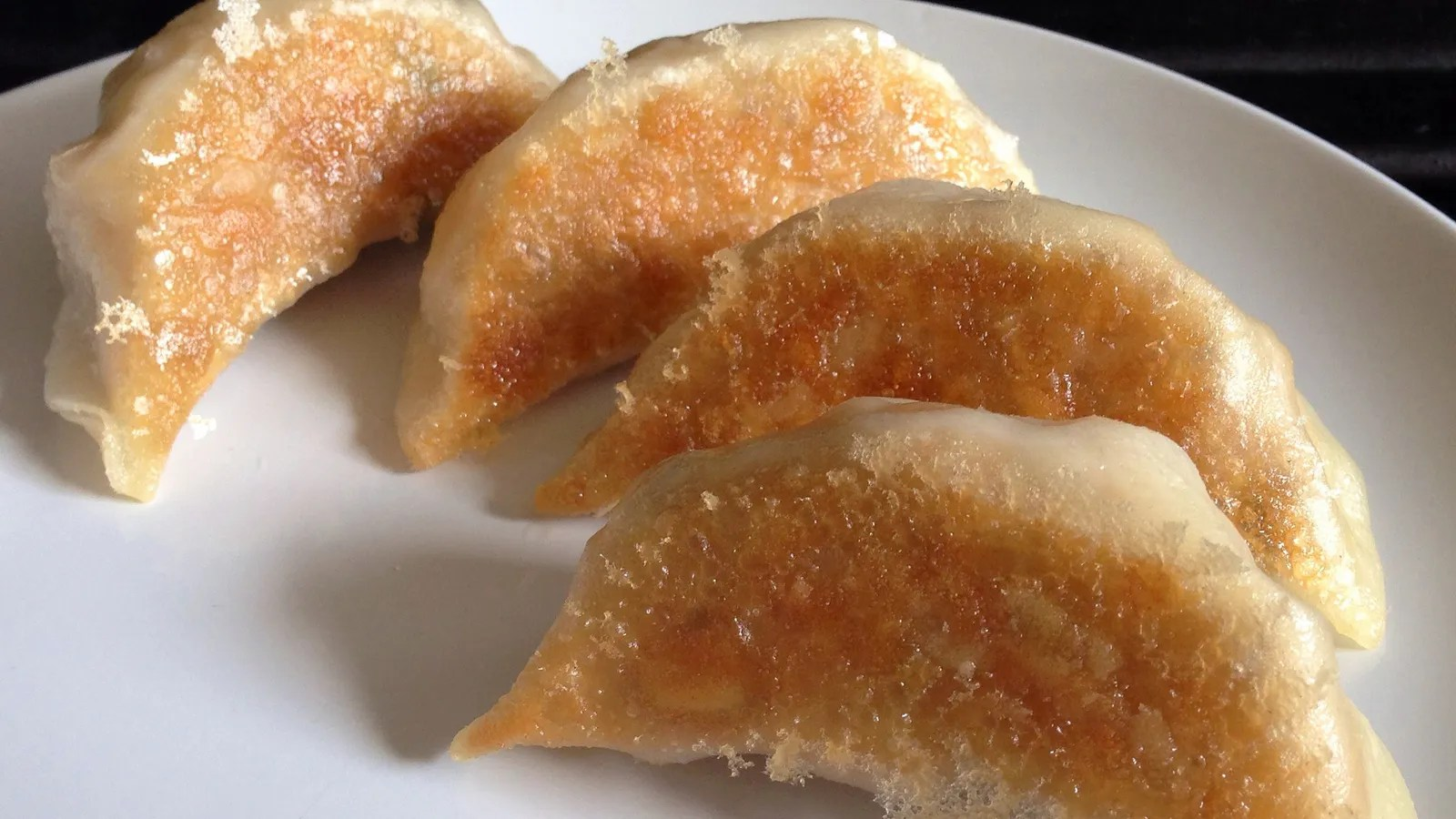 """kitchen inventory app ceilings """"steam-fry"""" frozen dumplings and potstickers for perfectly ..."""