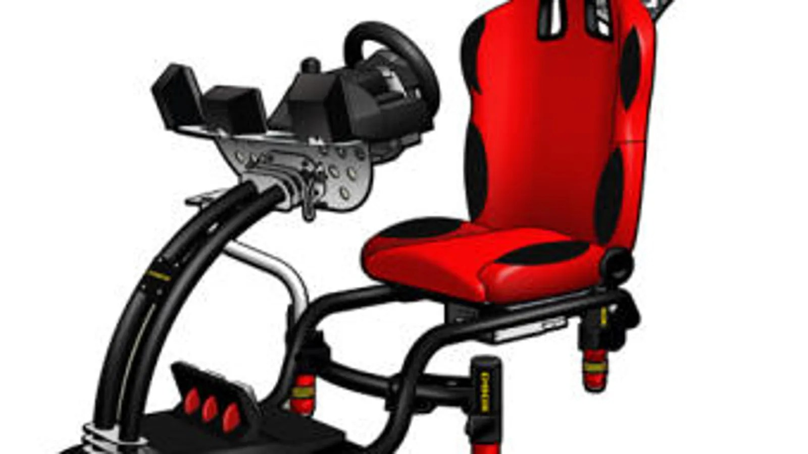 hydraulic racing simulator chair thomasville windsor d box gp 200 game seat costs a fortune