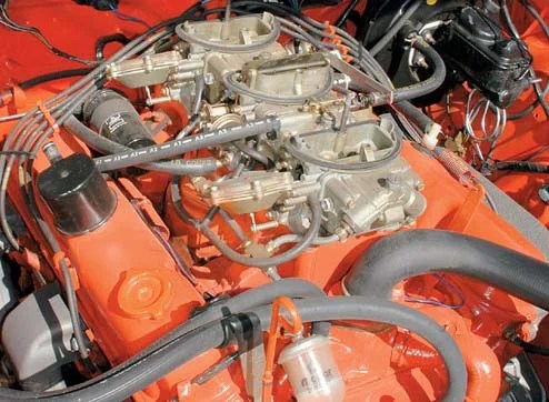 Engine of the Day Chrysler LA Series