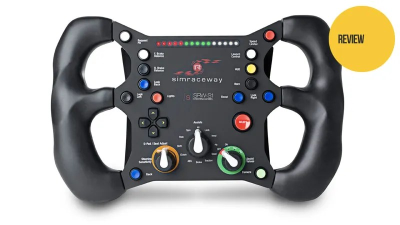 steering wheel pc 2007 ford f150 parts diagram a 14 button motion sensing only gamer could love for any racing enthusiast that s ever craved high end setup but lacked the money motivation room to set one up