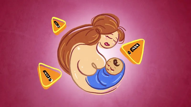 contraindications to breastfeeding the peaceful parents