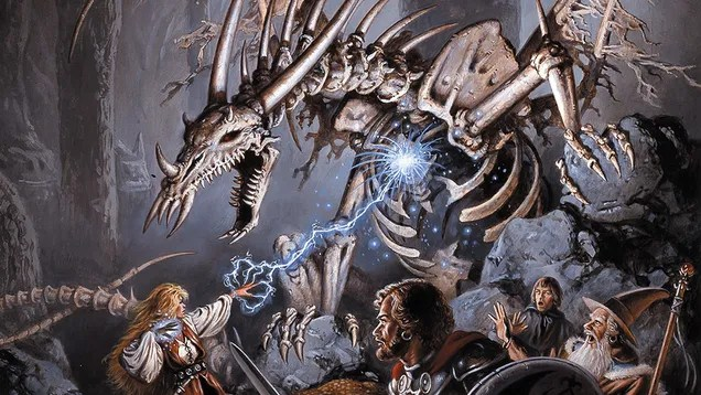 <div></noscript>Dungeon & Dragons & Novels: Revisiting Spellfire</div>
