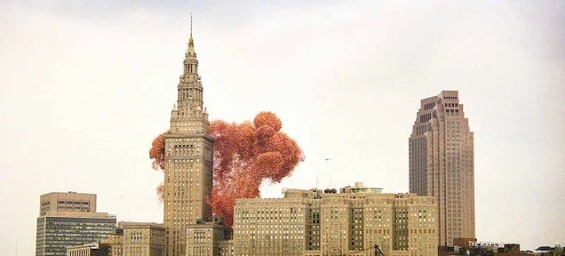 Chat with the Man Who Unleashed 1.5 Million Balloons On Cleveland