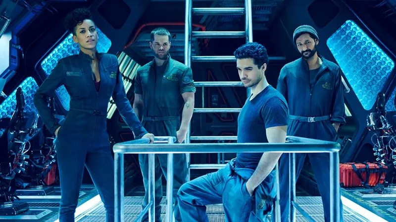 Image result for the expanse