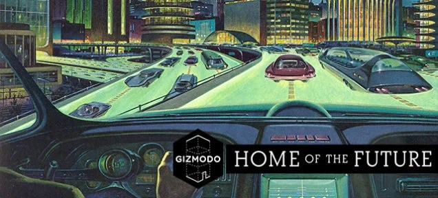 Why Does the Home of the Future Look So Retro?