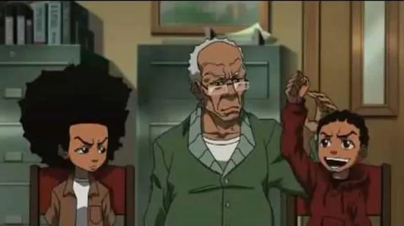 the boondocks is getting