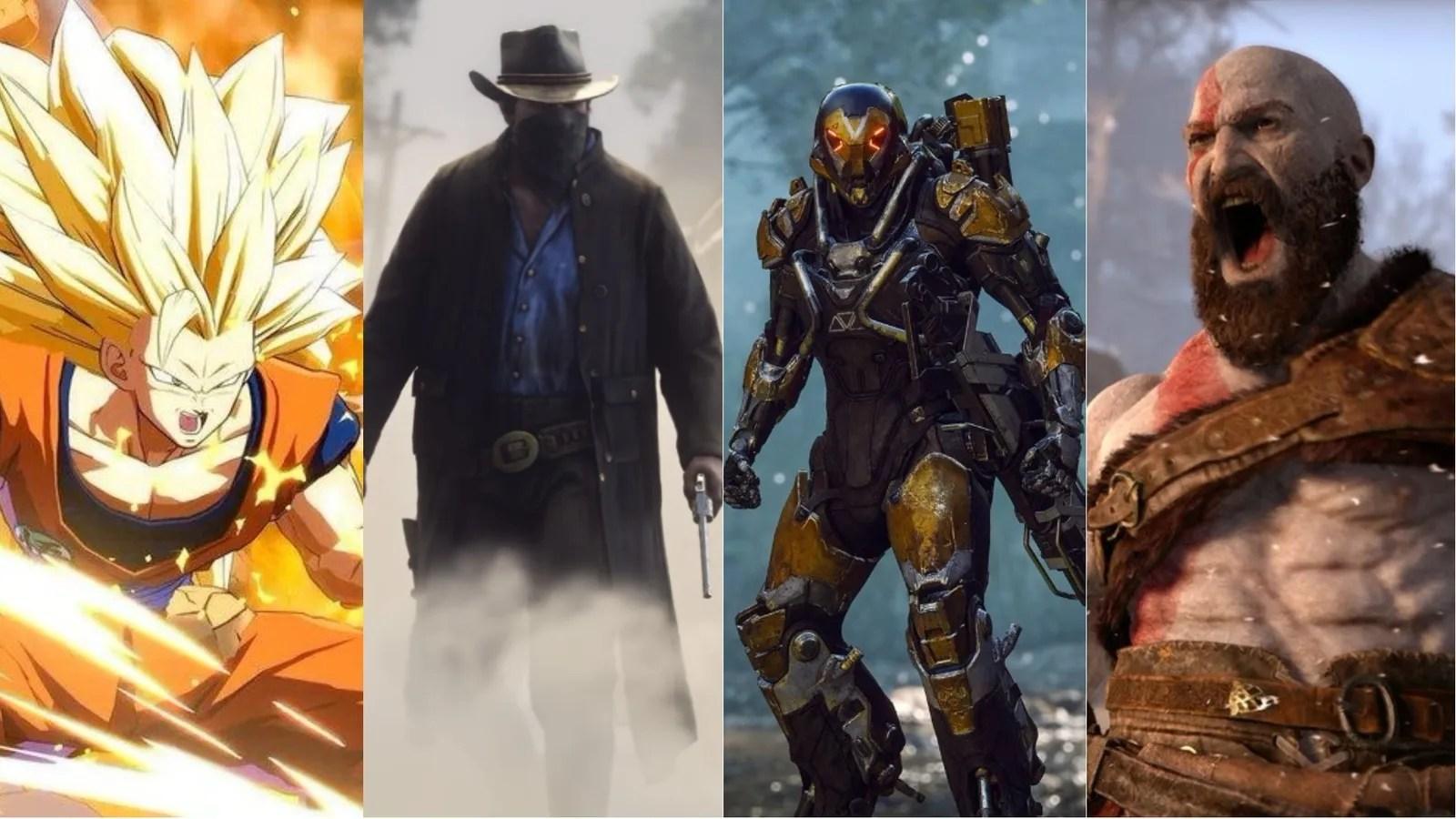 Los 15 Videojuegos Que Ms Esperamos En 2018