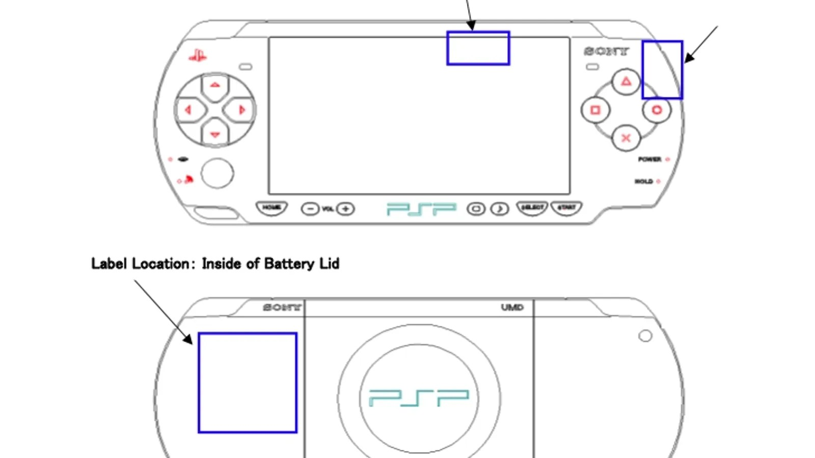 FCC Confirms PSP Redesign Number 3001 With Few Visible