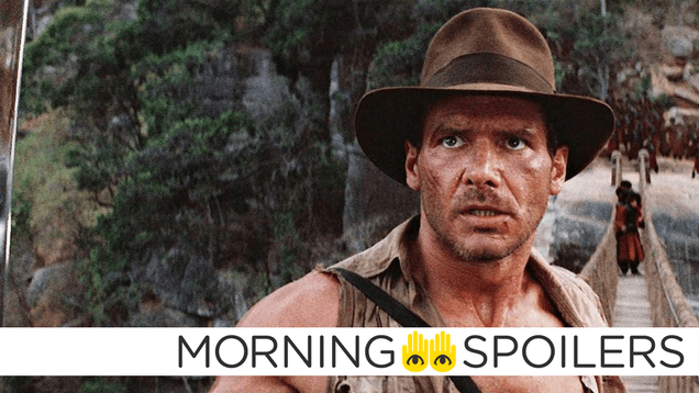 567cf33f14a7d666bc61ae098a090a0e Indiana Jones 5 Set Pictures Tease New Looks and a New Setting | Gizmodo