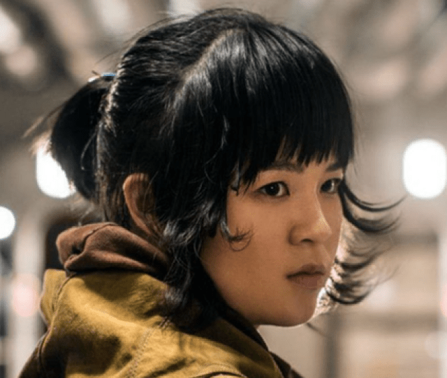 The Idea That Kelly Marie Tran The Charming Actress Who Played Rose Tico In The Last Jedi Would Get Such Hate For Her Role That She Would Possibly Leave