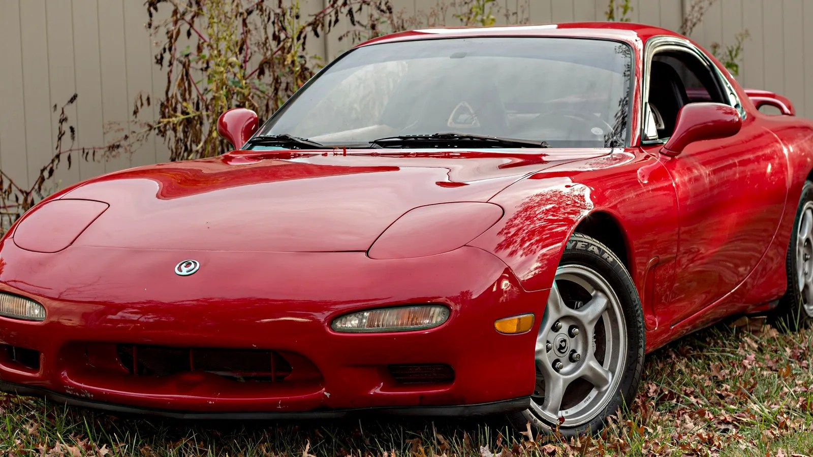Five Reasons Why You Need To Buy An FD Mazda RX 7 Right Now