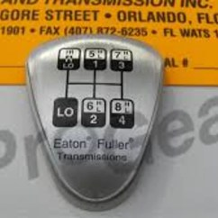 Fuller 13 Speed Transmission Diagram 2000 S10 Wiring How To Change And 18 Gears Courtesy Of Eaton