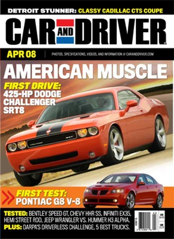 Car  Driver Cover Clinic Which Embargoed Shot of the