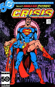It's been 30 years since Crisis on Infinite Earths