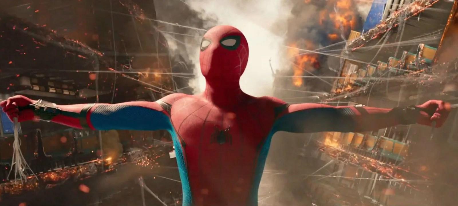 院線影評/《蜘蛛人:返校日》:應有盡有的超級英雄新標竿 - Punchline 娛樂重擊