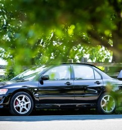 the mitsubishi lancer evolution viii is the kind of crazy no one will sell you anymore [ 1200 x 675 Pixel ]