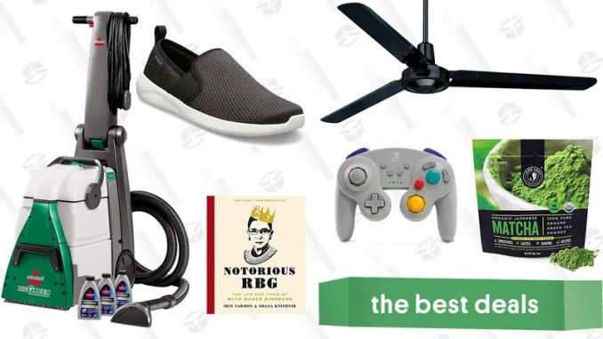Illustration for article titled Sunday's Best Deals: String Lights, BioBidet, Keycaps, and More