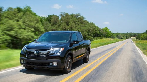 small resolution of the 2017 honda ridgeline is solid but a little too much accord for its own good