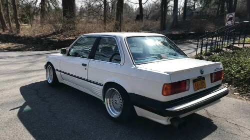 small resolution of at 6 000 could this zenderized 1987 bmw 325is make you believe in coup de foudre
