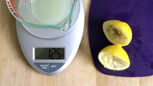 Which Squeezing Method Gets You the Most Lemon Juice?