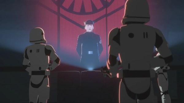 Star Wars Resistance Escape Part 1 Life-changing