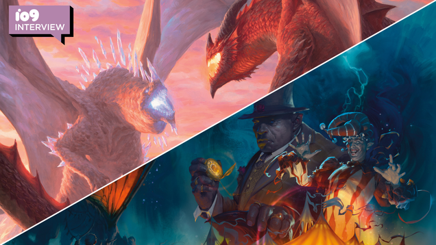 e4cec6dc275cd0a63e7a6d242c6b1ae5 Dungeons & Dragons' Future Is Full of Carnivals and Dragons | Gizmodo