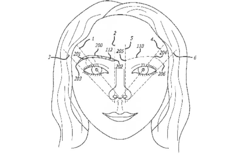 This Patented Method for Eyebrow-Shaping Uses the Golden Ratio
