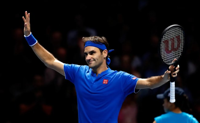 When Roger Federer Says Jump The Tennis World Says How