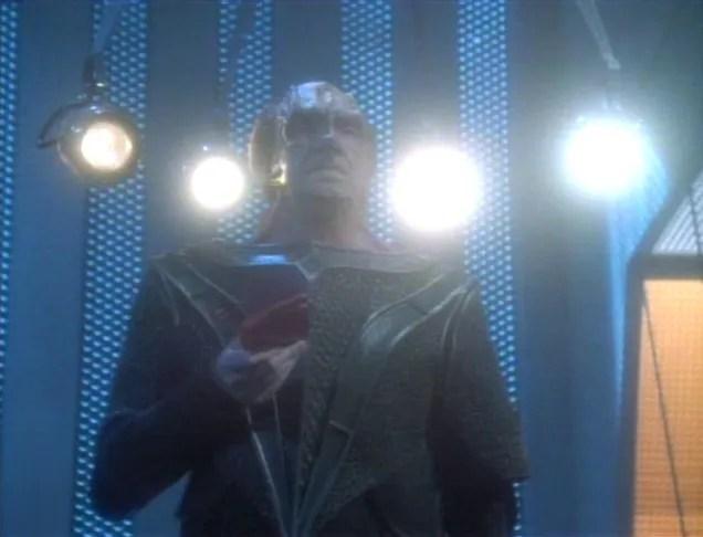 Star Trek Eaglemoss cardassiano-armas plataforma colección 22 nuevo