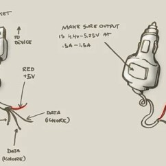 12v Cigarette Plug Wiring Diagram Bms System How To Make A Quick And Dirty Emergency Usb-to-cigarette Lighter Socket