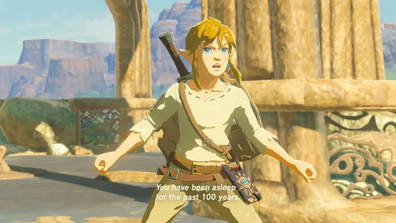 Breath Of The Wild Doesnt Fit Anywhere On The Zelda Timeline