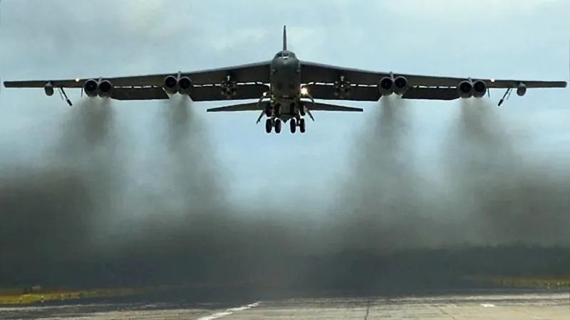 Burning Car Wallpaper Rolls Royce Once Again The Usaf Is Looking To Re Engine Its B 52 Fleet
