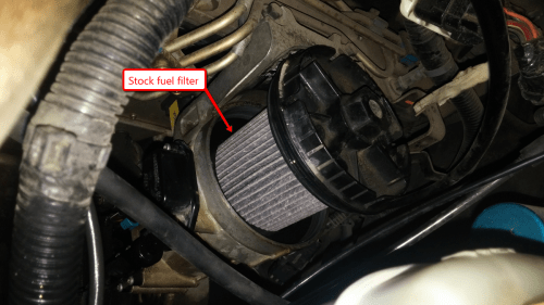 small resolution of dodge diesel fuel filter location for 2014