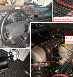 93 dodge sel charging system wiring [ 1200 x 675 Pixel ]
