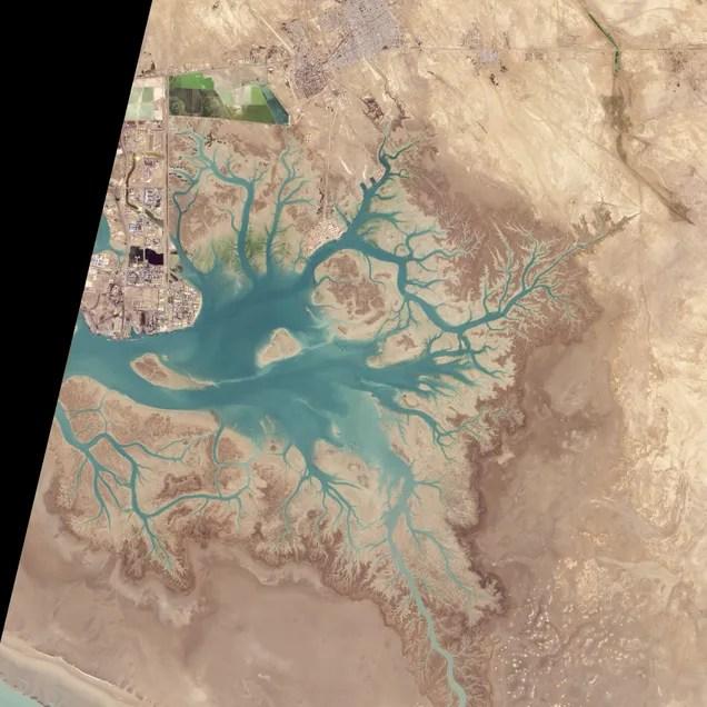 This Beautiful Estuary Hides A Nasty Secret