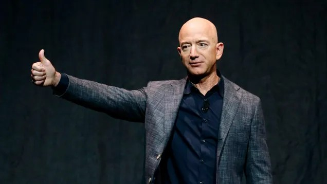 62210495347d5d69117e951e0f05d748 Jeff Bezos: 'We Need to Move All Polluting Industry Into Space'   Gizmodo