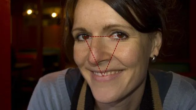 Use the Triangle Technique to Make Engaging Eye Contact