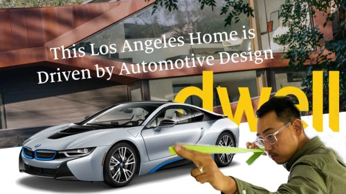 small resolution of did the designer of the bmw i3 and i8 take too much credit for the design of his house