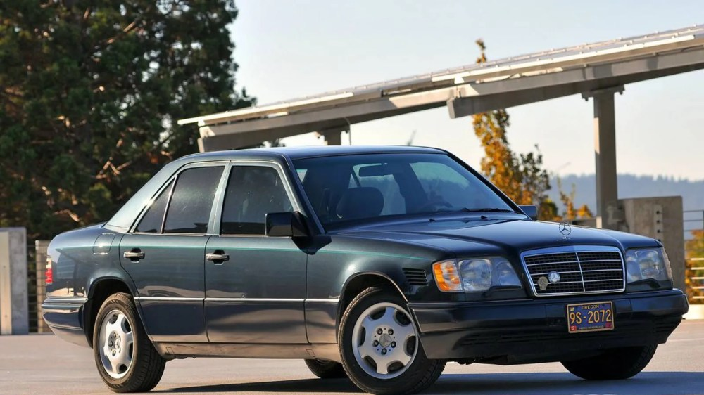 medium resolution of at 7 000 could this high mileage 1995 mercedes benz e300d still get you going
