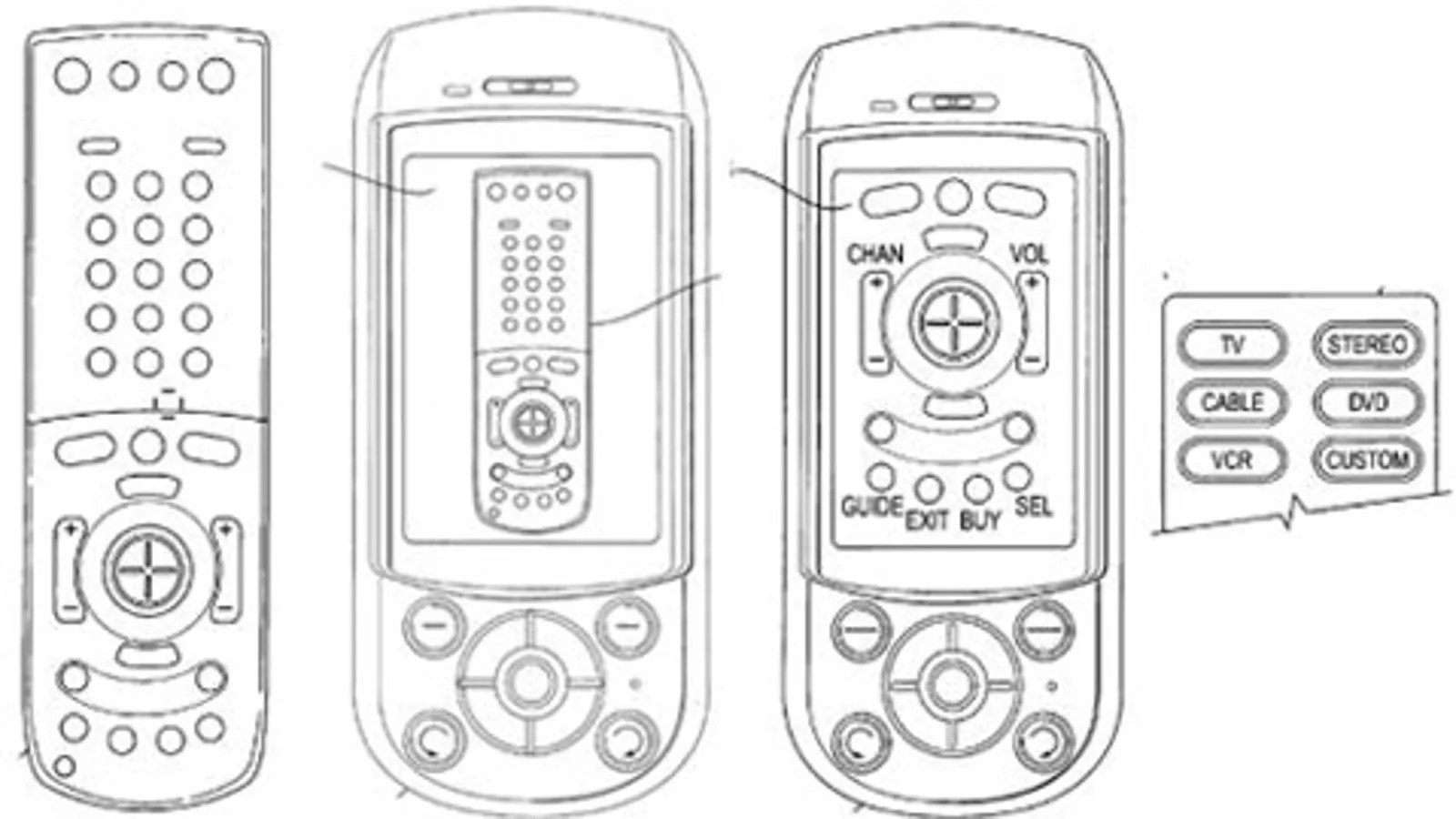 Sony Ericsson's Next Cell Phone to Double as a Remote Control?