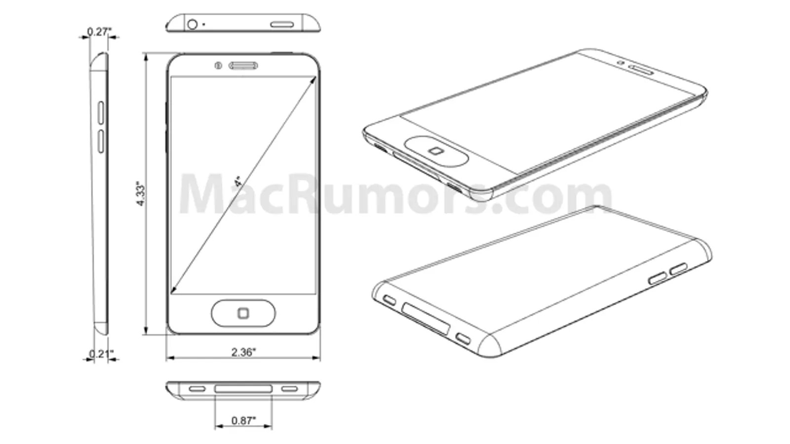 Could the iPhone 5 Be Smaller Than We Think?
