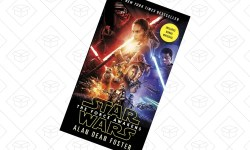 Obtain The Official The Power Awakens Novel For Simply $2